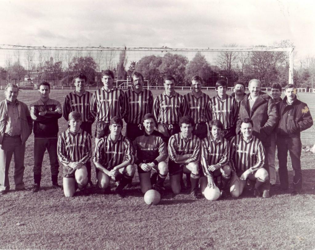 1980 s 90 s pilkington fc for League table 1984 85
