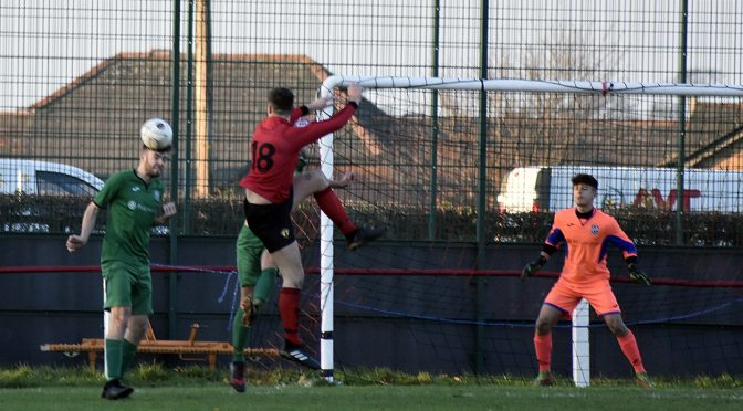Taylor strike secures a point away at the league leaders