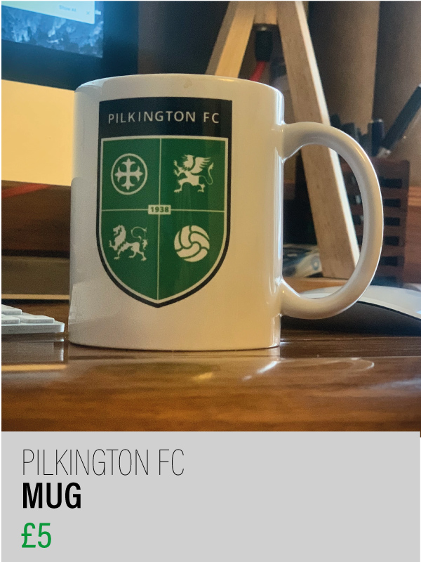 Mug with printed logo
